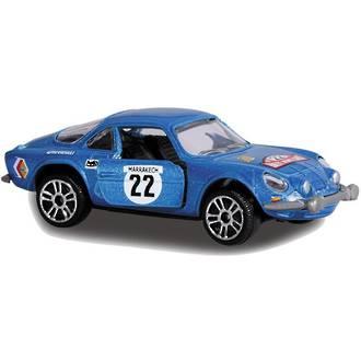Majorette Racing Cars Renault Alpine A110 No.22