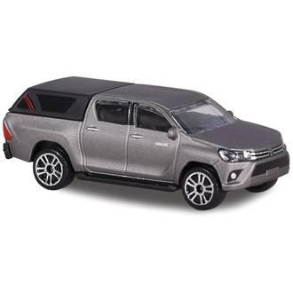 Majorette Toyota Hilux Revo Pickup Black