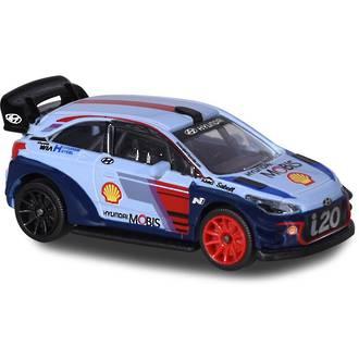 Majorette WRC Cars Hyundai i20 Coupe T.Neuville
