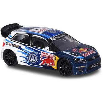 Majorette WRC Cars VW Polo R S.Ogier