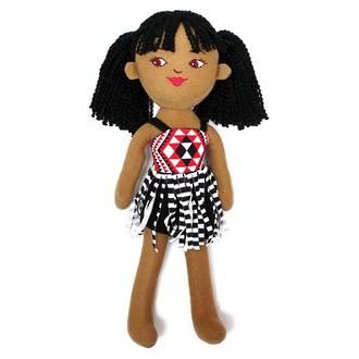 Maori Girl Doll 40CM
