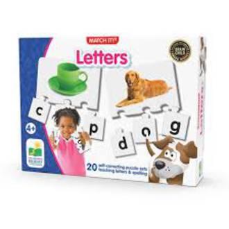 Match It Letters