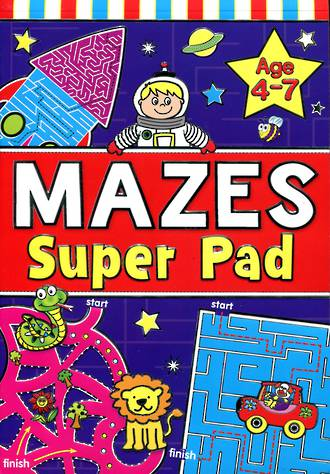Mazes Super Pad