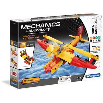 Mechanics Laboratory Seaplane and Hydroplane