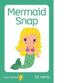 Mermaid Snap Cards