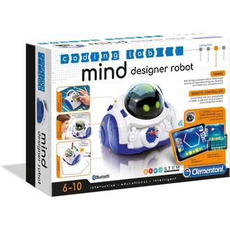 Coding Lab Mind Designer Robot