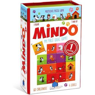 Mindo Game (Puppy Edition)