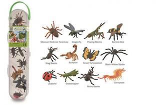 CollectA Box of Mini  Bugs & Spiders