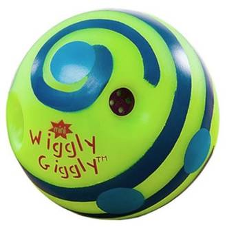 Mini Wiggly Giggly Ball Green