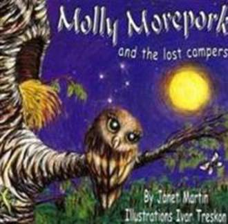 Molly Morepork & the Lost Campers