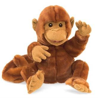 Monkey Puppet - Folkmanis