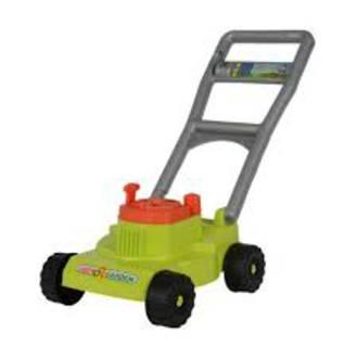 Green Garden Lawn Mower