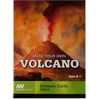 Make Your Own Volcano Kit
