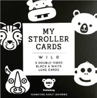 My Stroller Cards Wild