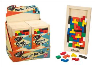 Neato Pocket Puzzle