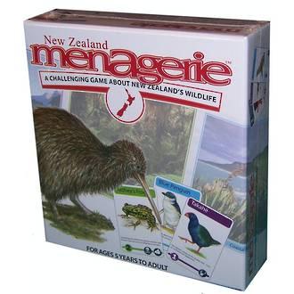New Zealand Menagerie