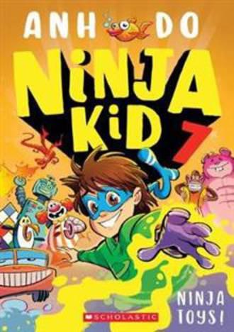 Ninja Kid #7 Ninja Toys