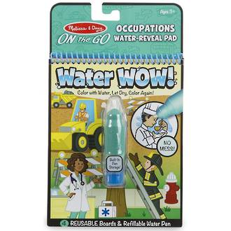 Water Wow Occupations