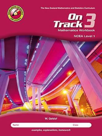 On Track 3 - YR 11 (NCEA Level 1)