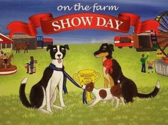 On the Farm Show Day