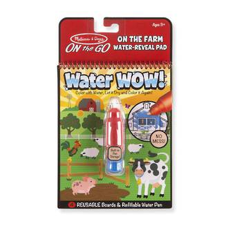 Water Wow On The Farm