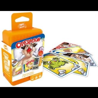 Operation - Shuffle Cards