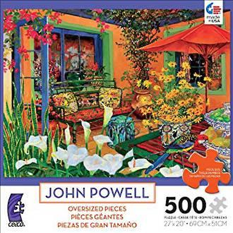 Orange Curtain - John Powell