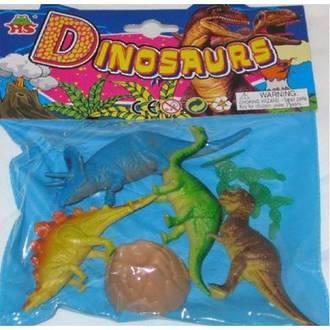 Poly Bag Dinosaur Small