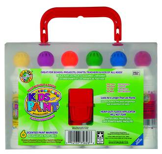 Scented Paint Markers 6 pack