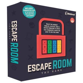 Paladone Escape Room
