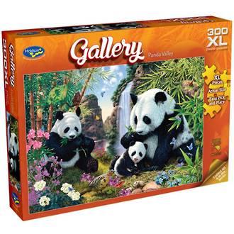 Gallery Panda Valley 300XL Puzzle