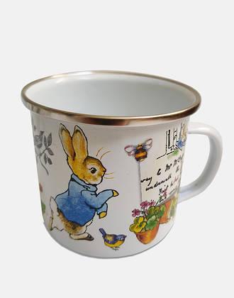 Peter Rabbit Enamel Mug