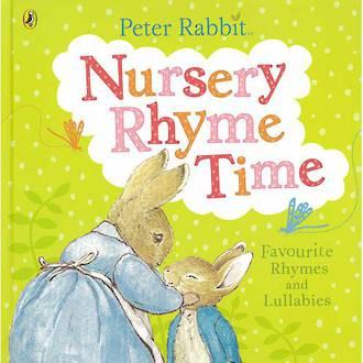Peter Rabbit Nursery Rhyme