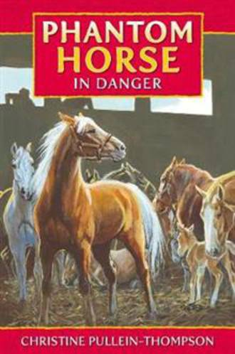 Phantom Horse in Danger