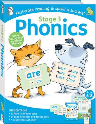 Phonics Kit Stage 3