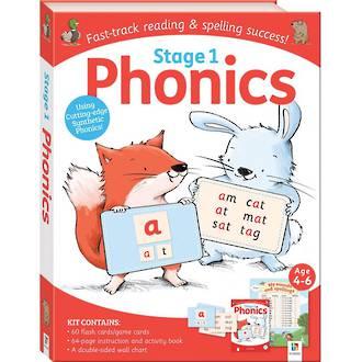 Phonics Kit Stage 1
