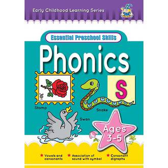 Essential Preschool Skills Phonics