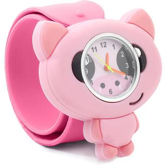 Wacky Watches Pig