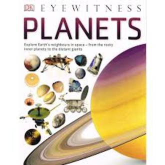DK Eyewitness Planets