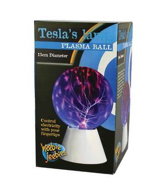 Tesla's Lamp Plasma Ball