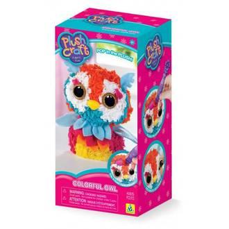 PlushCraft 3D - Owl