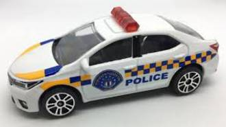 Majorette S.O.S. Cars Toyota Police
