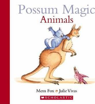 Possum Magic Animals