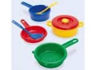 Dantoy Pots & Pans Set