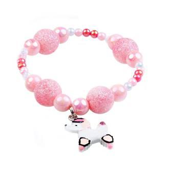 Puffed Paris Poodle Bracelet