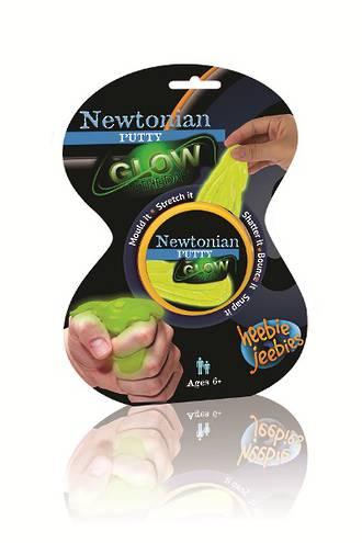 Newtonian Putty Glow In The Dark