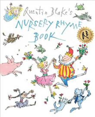Quentin Blake's Nursery Rhyme Book