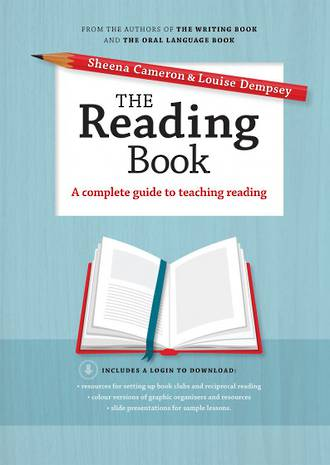 The Reading Book by Sheena Cameron And Louise Dempsey
