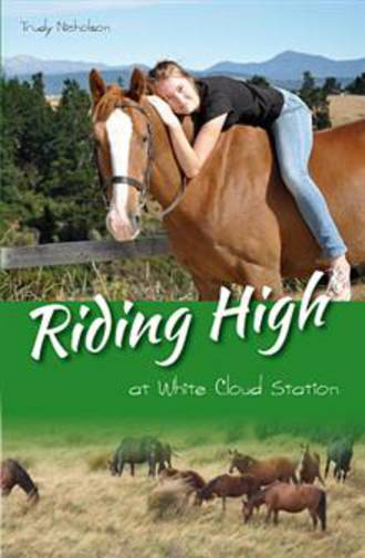 White Cloud Station #4 Riding High