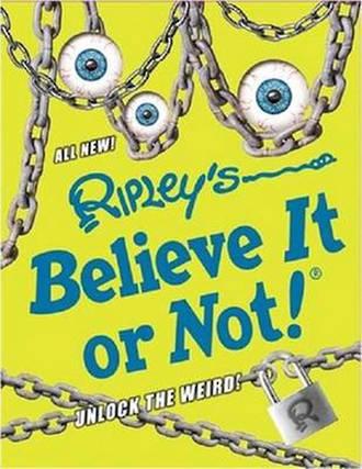 Ripley's Believe It or Not! Unlock the Weird